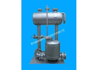 冷凝水回收气动机械单泵