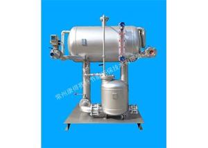 温控型冷凝水回收机械单泵