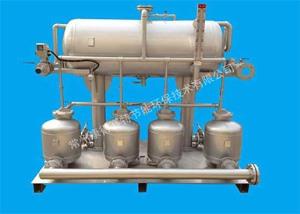 温控型冷凝水回收机械四泵