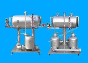 温控型冷凝水回收机械单、双泵